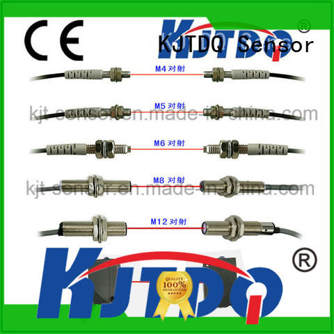 KJTDQ Laser Transmitter Through cylindrical laser sensor for automatic door systems