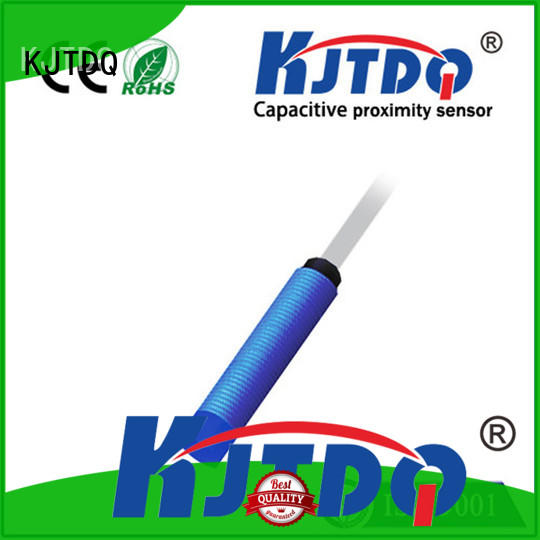 KJTDQ digital capacitive proximity switch for the detection of metal objects