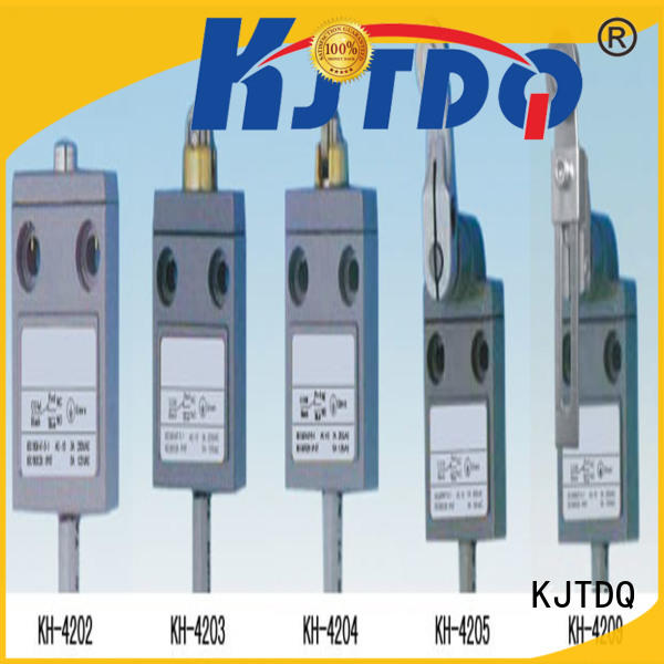KJTDQ waterproof limit switch odm for Detecting