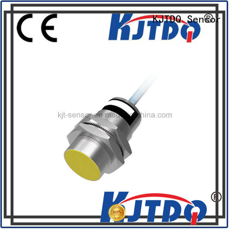 low temperature inductive proximity sensor for packaging machinery KJTDQ