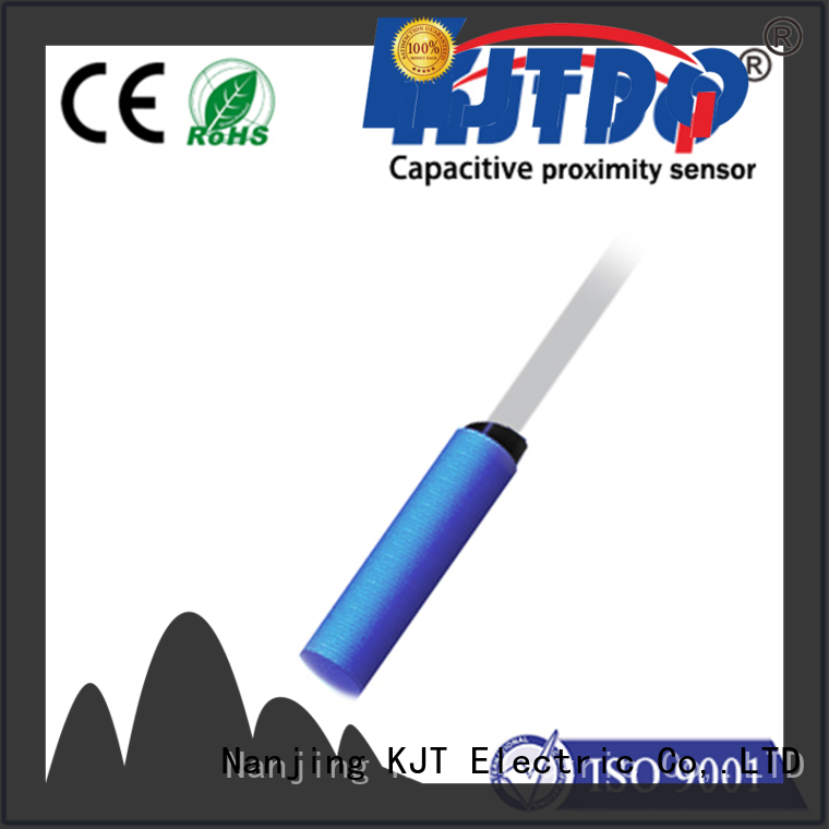 KJTDQ high pressure proximity sensor price without contact to detect any object for packaging and plastics machinery