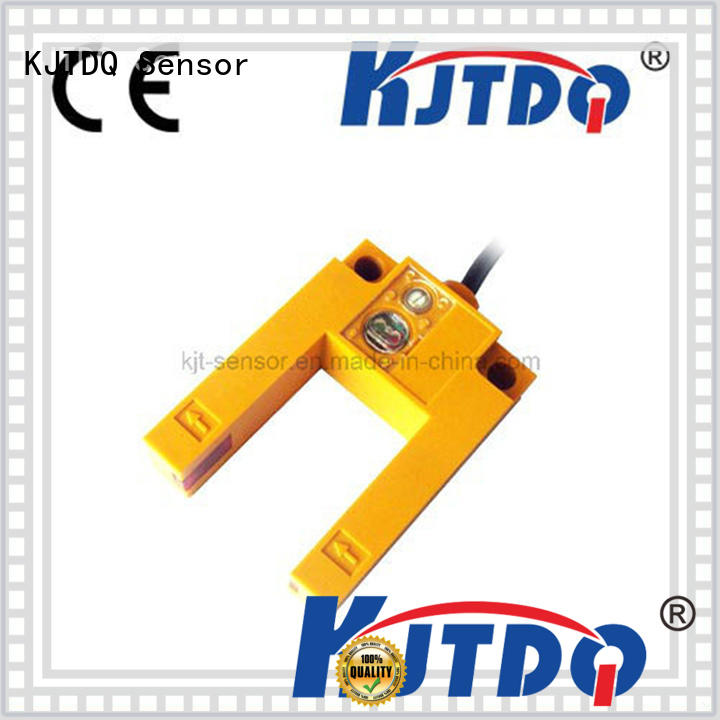 KJTDQ Hot Sales photoelectric sensor types china for industrial cleaning environments