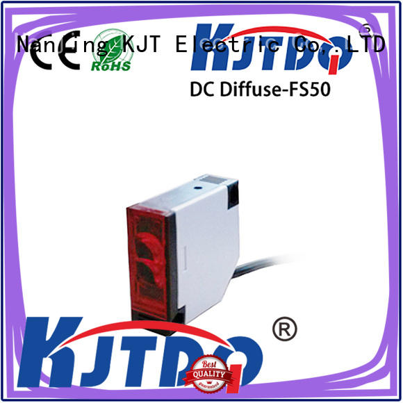 KJTDQ High-quality Square type Photoelectric sensor for business for industrial cleaning environments