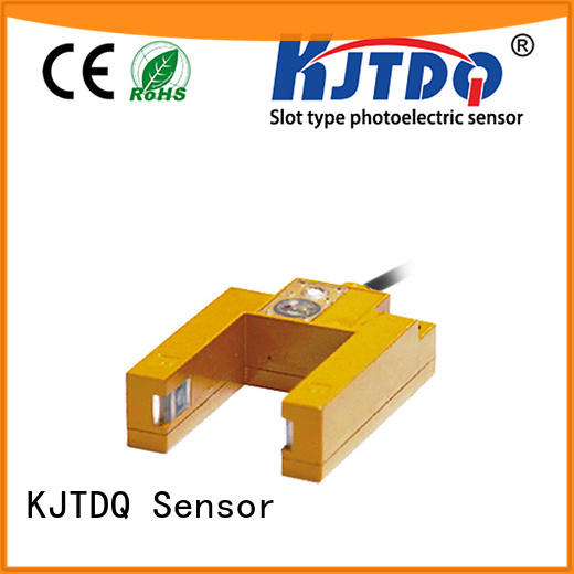 KJTDQ Photoelectric sensor manufacturers for industrial