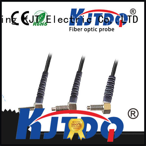 KJTDQ optical fiber sensor manufacturer for industrial