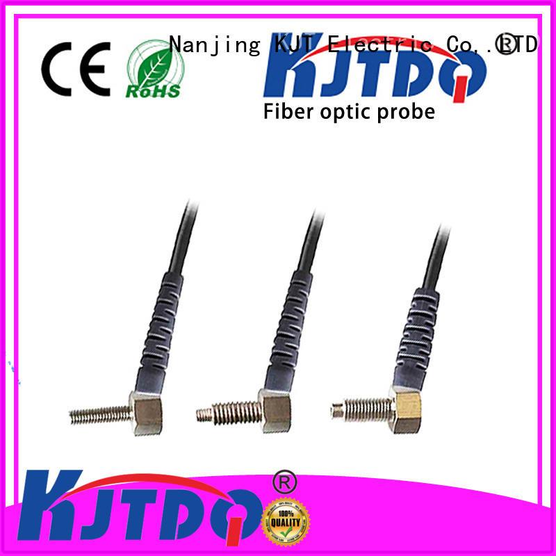 high precision detection capability fiber sensor price custom for industrial