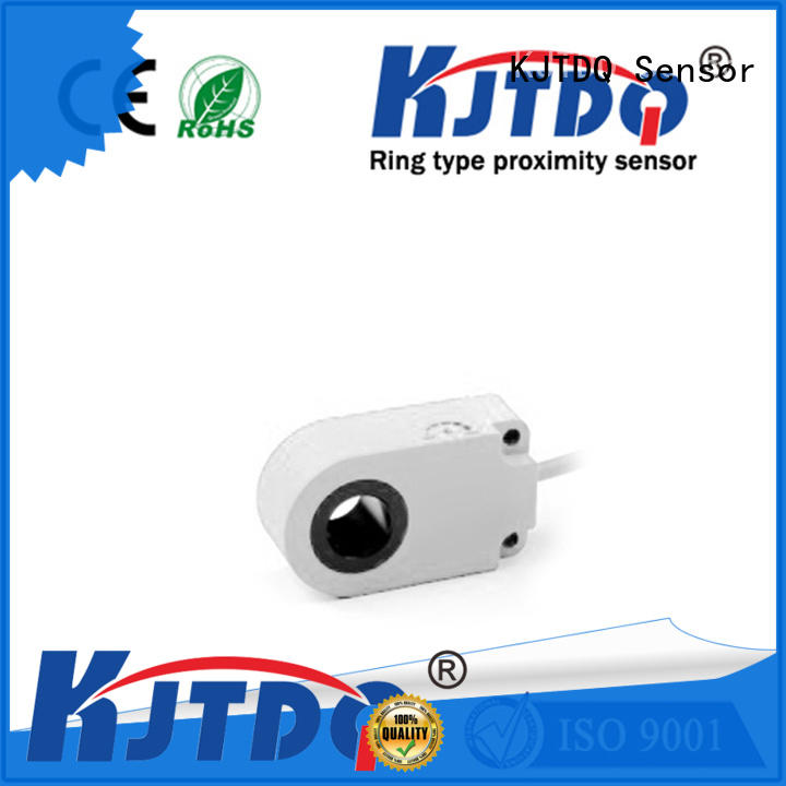 KJTDQ industrial ring proximity sensor manufacturers for production lines