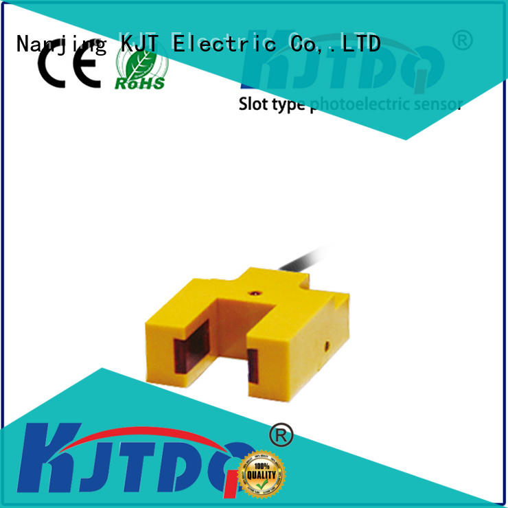 KJTDQ photoelectric sensor diffuse companies for packaging machinery