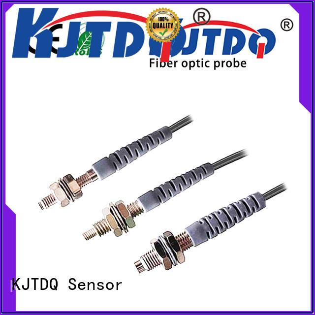 KJTDQ widely used optical fiber sensor company for industrial