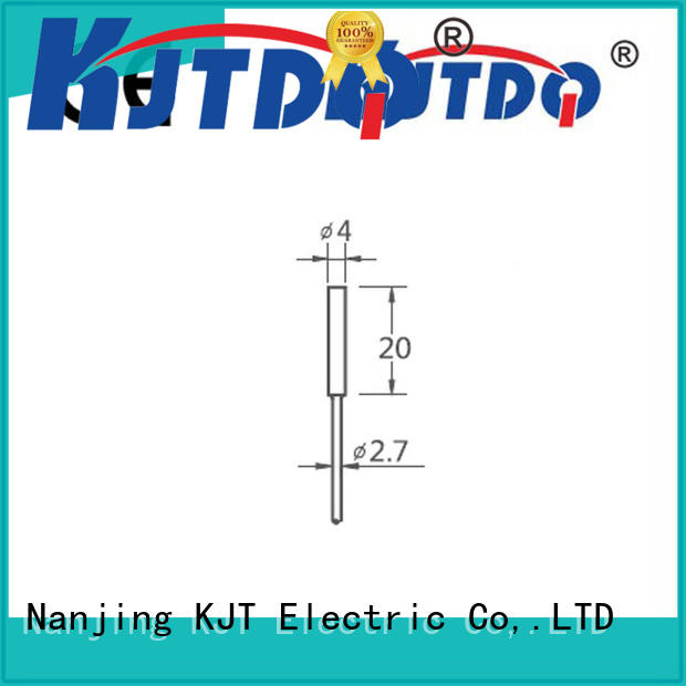 KJTDQ Latest inductive proximity sensor namur Supply for conveying systems