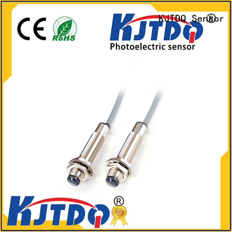 KJTDQ oem cylindrical photoelectric sensor for automatic door systems