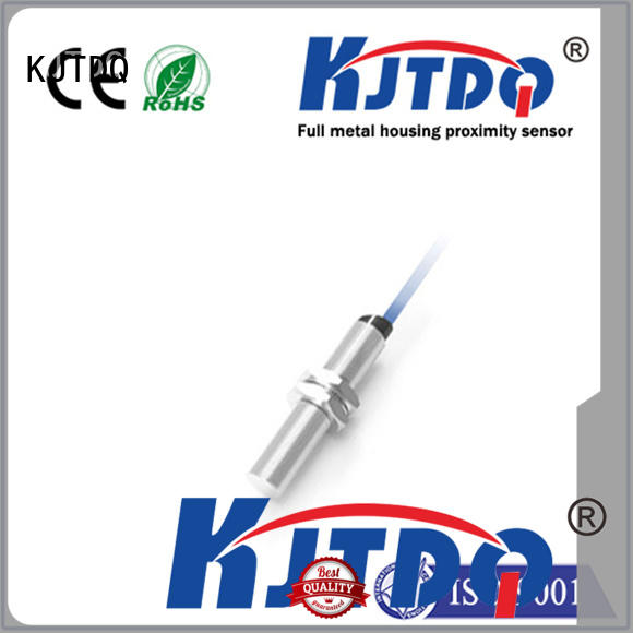KJTDQ widely used proximity sensor inductive type suppliers mainly for detect metal objects