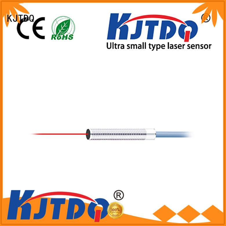 KJTDQ high precision laser sensor for sale manufacture for industry