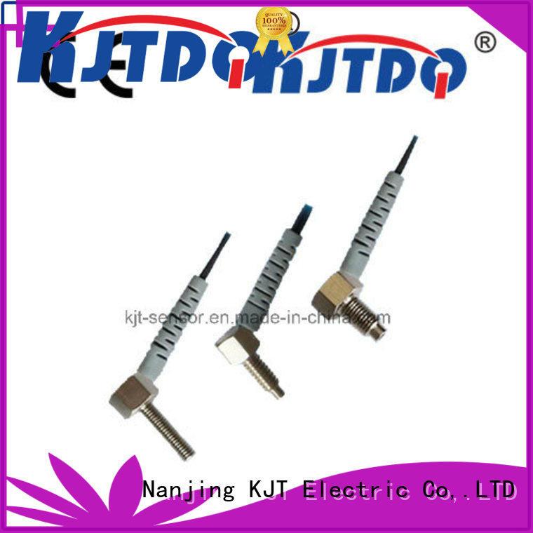 fiber optic amplifier sensor diffuse for Detecting objects KJTDQ