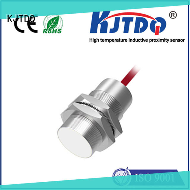 KJTDQ high temp inductive proximity switch manufacturers for detect metal objects