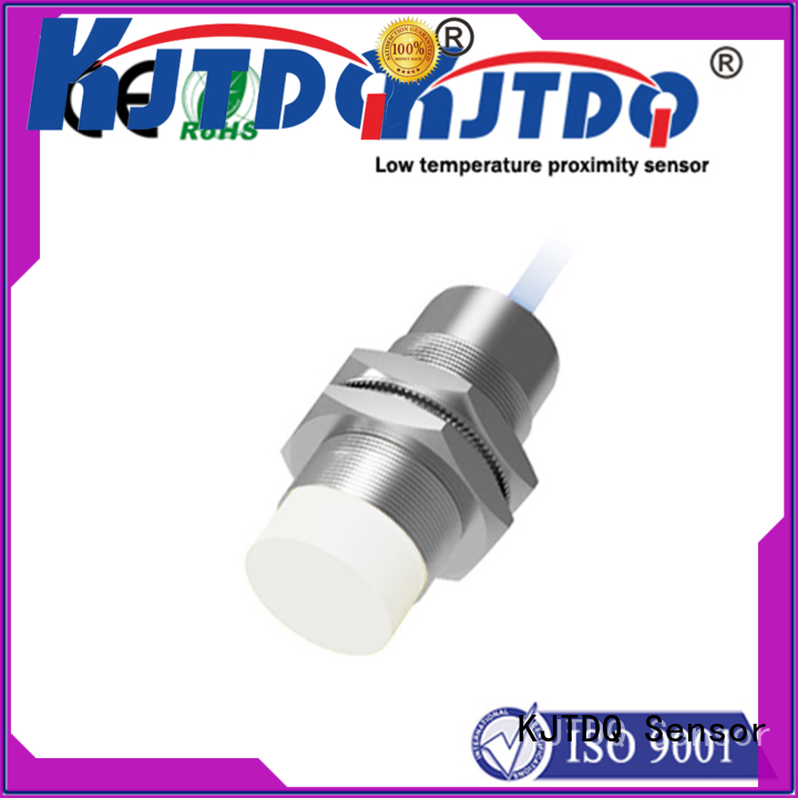 KJTDQ low temperature inductive proximity switch china mainly for detect metal objects