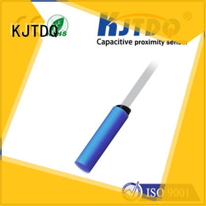 KJTDQ capacitive proximity sensors manufacturers for detect non-metallic objects