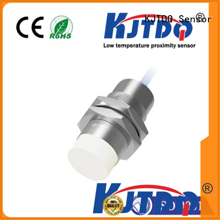 KJTDQ High-quality proximity sensors inductive for plastics machinery