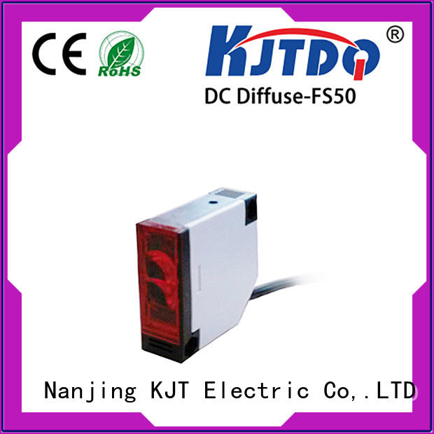 KJTDQ photoelectric sensor brands factory for packaging machinery