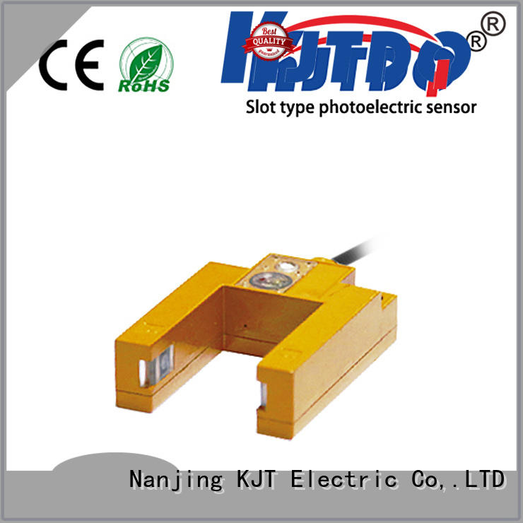 KJTDQ Hot Sales Photoelectric sensor china for industrial cleaning environments