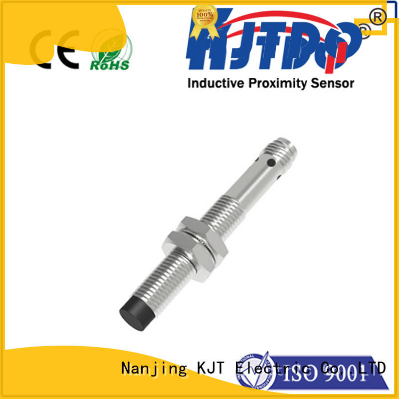 KJTDQ widely used inductive proximity switch manufacturer mainly for detect metal objects