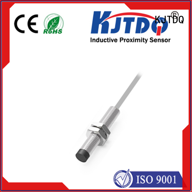 KJTDQ proximity probe sensor manufacturer mainly for detect metal objects