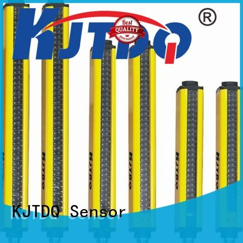 KJTDQ different measuring heights safety light curtain types manufacturers for detecting fingers