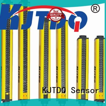 KJTDQ safety light curtain types china for external equipment monitoring