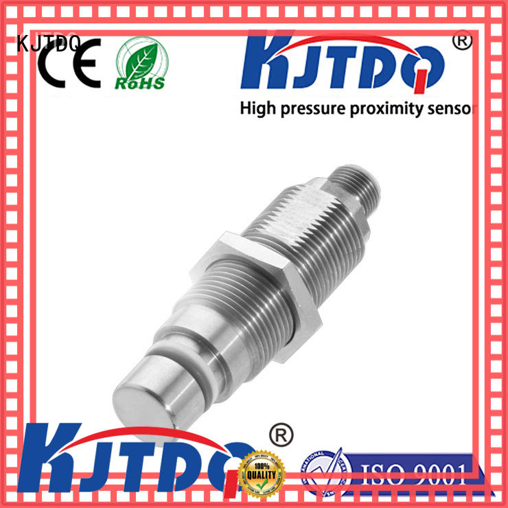 pressure sensors china mainly for detect metal objects KJTDQ
