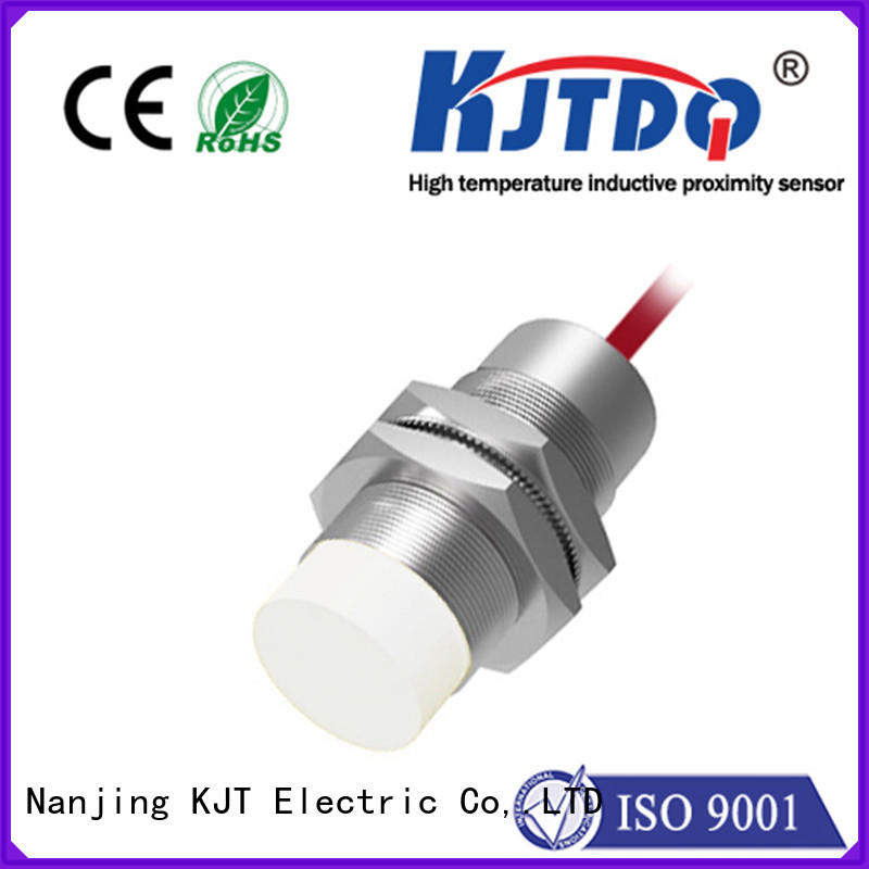 high temperature inductive prox switch manufacturer for plastics machinery