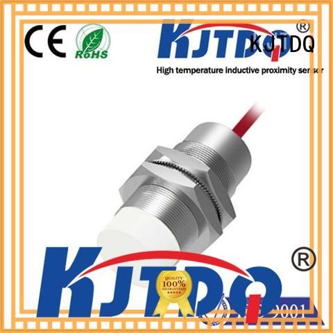 KJTDQ high temperature inductive proximity sensor suppliers for production lines