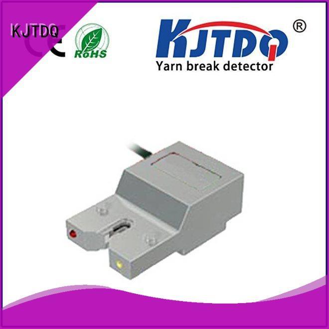 Custom yarn tension device manufacturers for yarn break detector