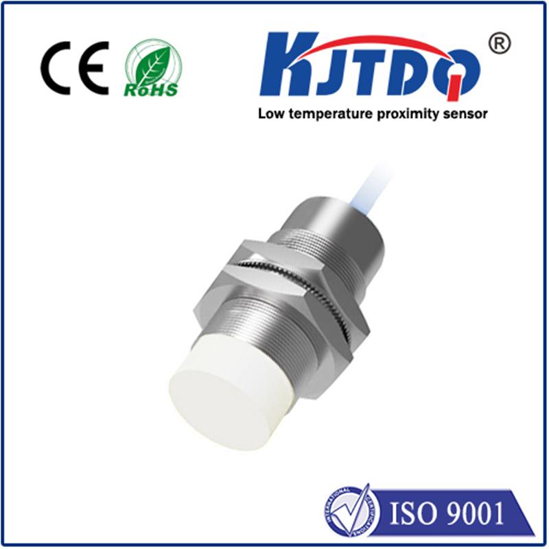 M30 low temperature inductive proximity sensor unshielded 10-36VDC NO NC