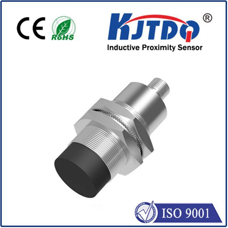 M30 low temperature inductive proximity sensor unshielded connector brass nickel plated