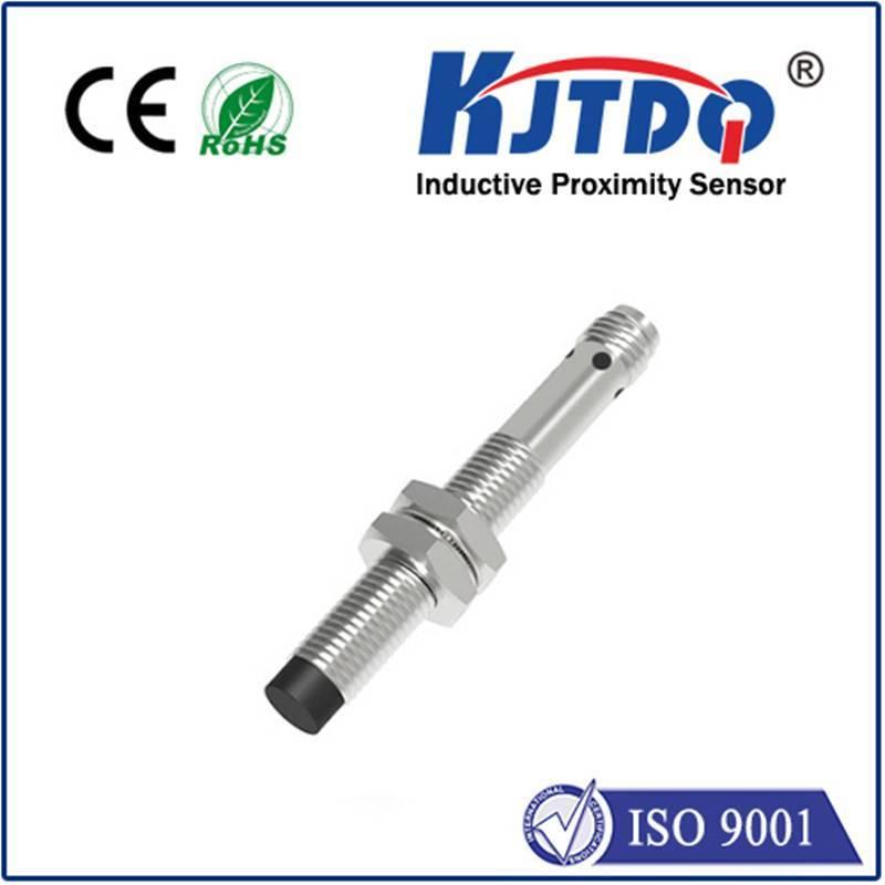 M8 inductive proximity sensor unshielded DC PNP NPN NO NC connector M8*60mm