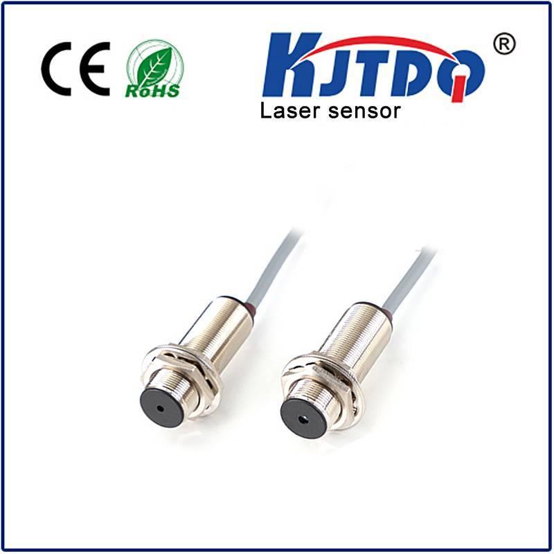 M18 Laser photoelectric sensor through beam type