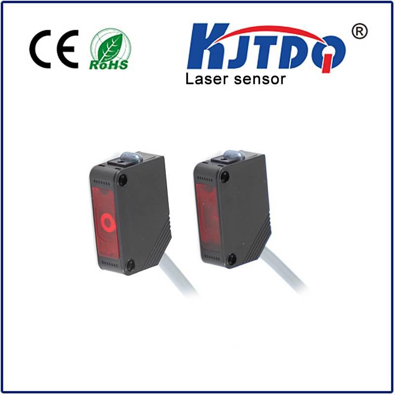 KJTDQ photoelectric sensor laser for industrial cleaning environment-1