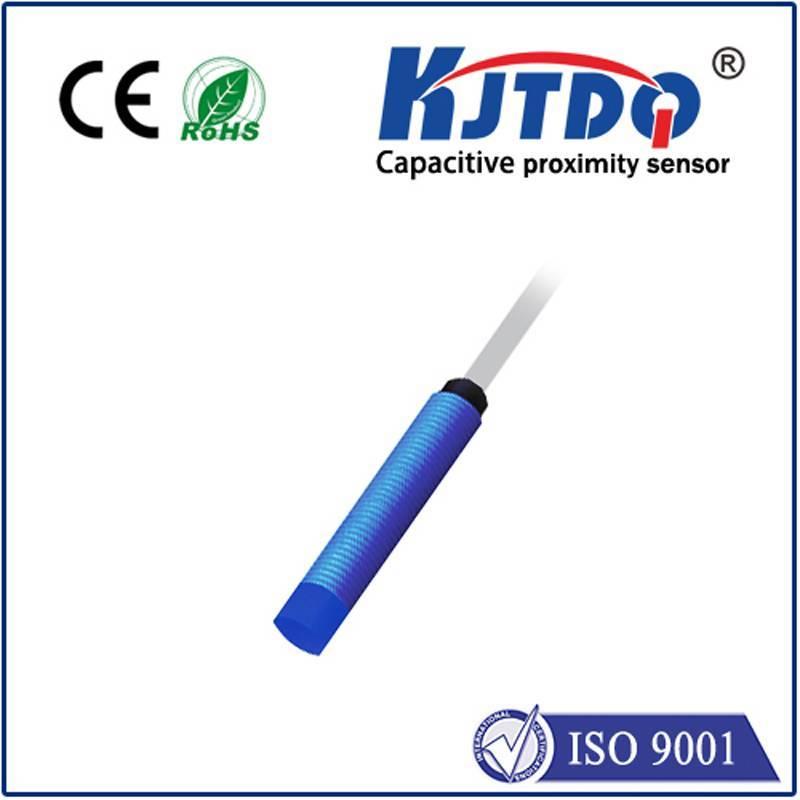 M8 capacitive proximity sensor Unshielded PNP NPN NO NC Sn=2mm IP67