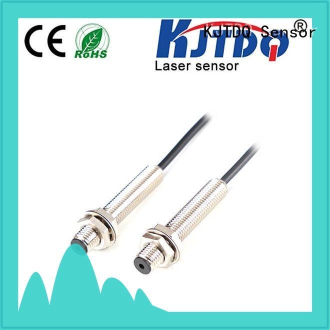 KJTDQ laser photoelectric sensor manufacturers for industrial
