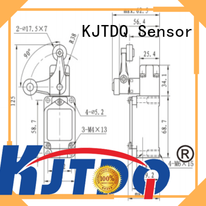 KJTDQ high temp new sensor manufacture for conveying systems