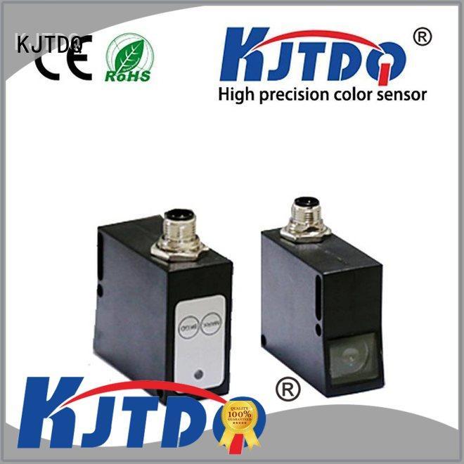 KJTDQ Quality Guaranteed Photoelectric sensor manufacturers for Print Mark Colour Code