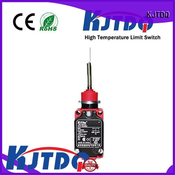 New high temp limit switch manufacturer for Detecting objects