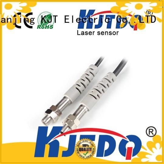 Top laser photoelectric sensor for industrial