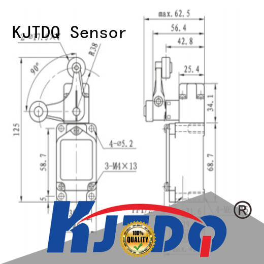 KJTDQ inductive sensor manufacture for packaging machinery