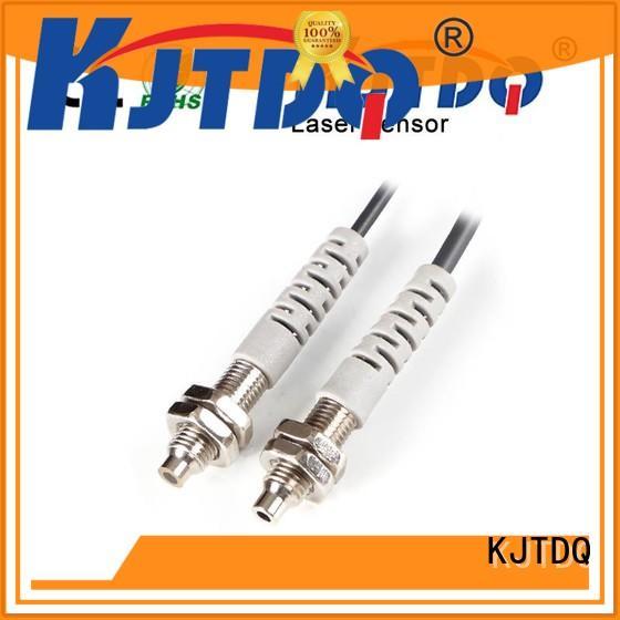 KJTDQ Through Beam laser photoelectric sensor Supply for industrial cleaning environment