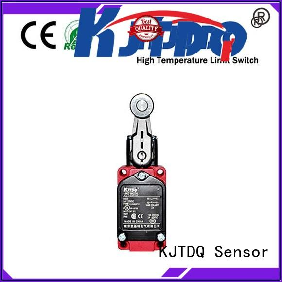 KJTDQ high temperature safety limit switch company for Detecting objects
