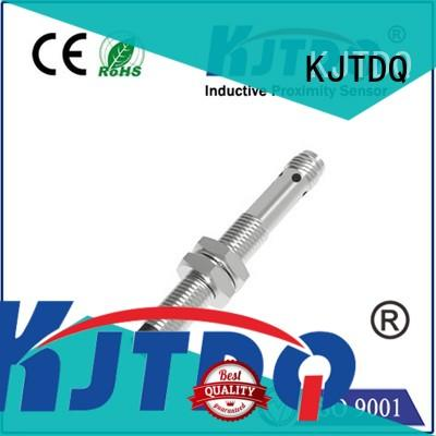 KJTDQ various forms inductive proximity sensor types for business mainly for detect metal objects