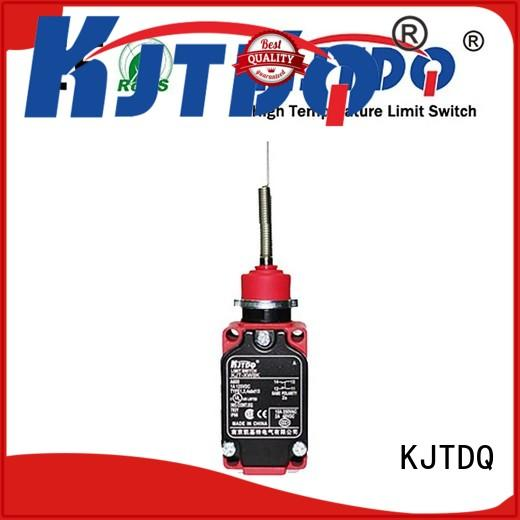 limit switch for high temperature