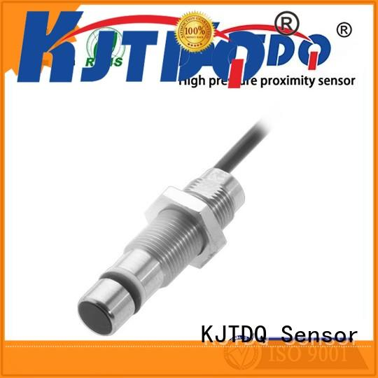 KJTDQ High-quality high pressure inductive sensor mainly for detect metal objects