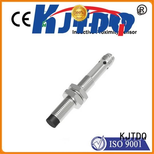 KJTDQ quality proximity switch manufacturer mainly for detect metal objects